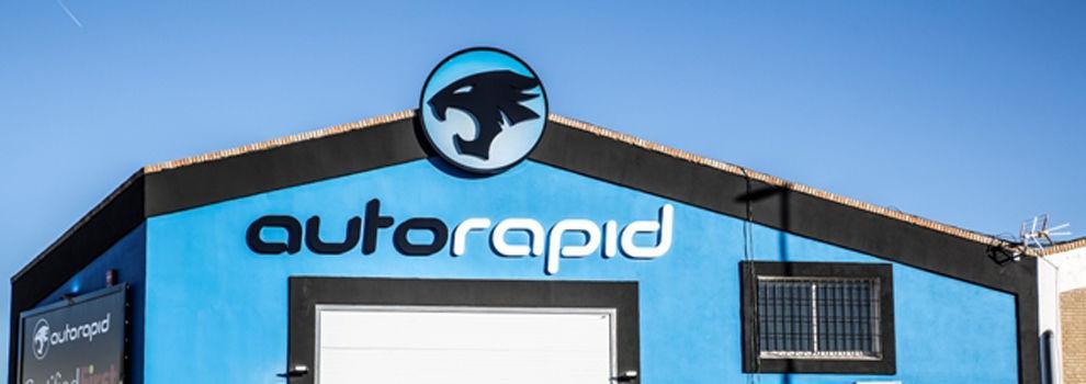 Talleres chapa y pintura en Jaén | Auto Rapid