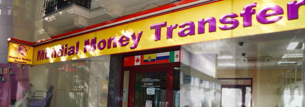 Transferencias dinero al exterior valencia | Mundial Money Transfer