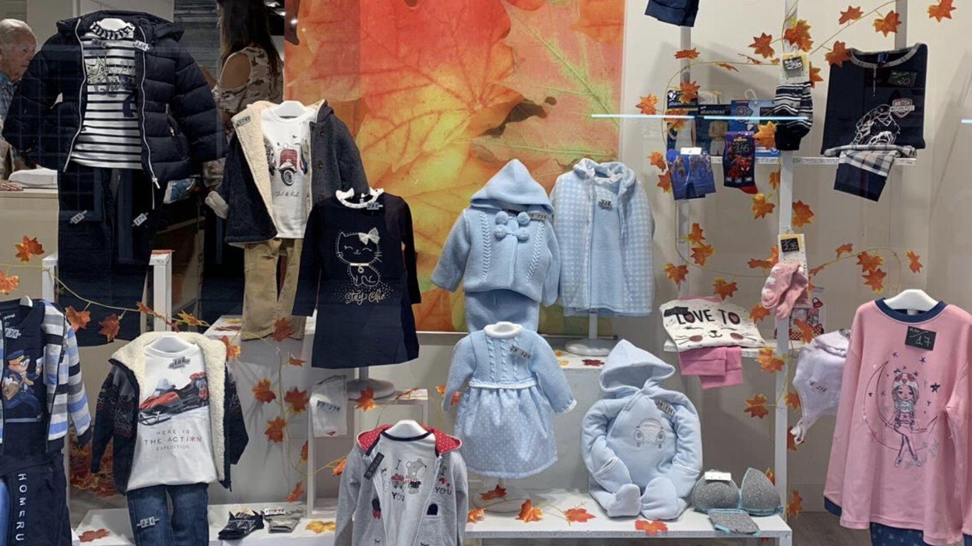 Tienda de ropa para bebés en Vizcaya
