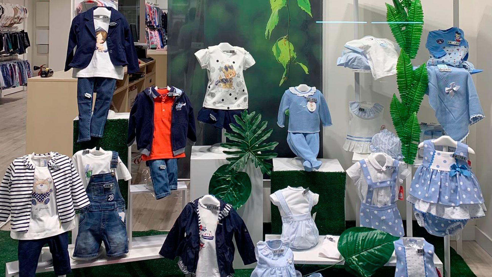 Tienda de ropa infantil en Bilbao