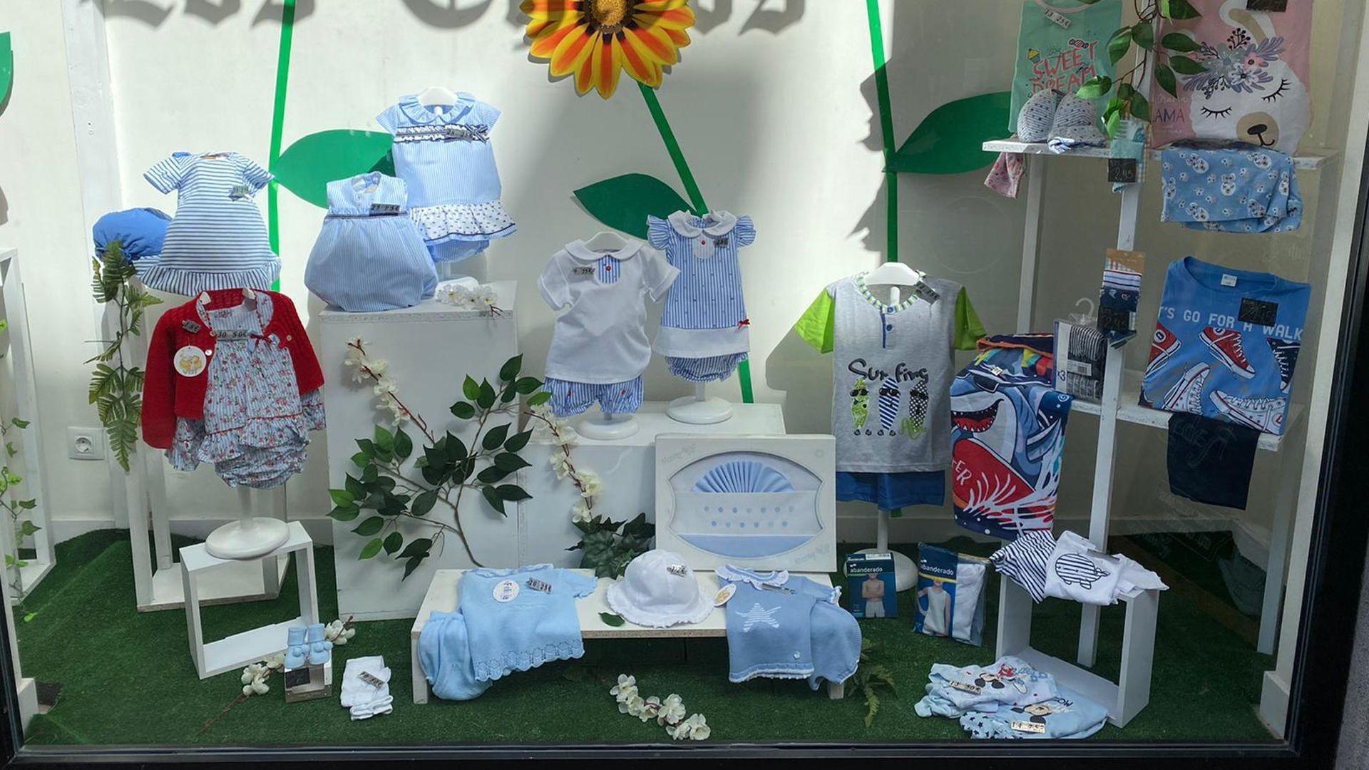 Tienda de ropa para bebé en Bilbao