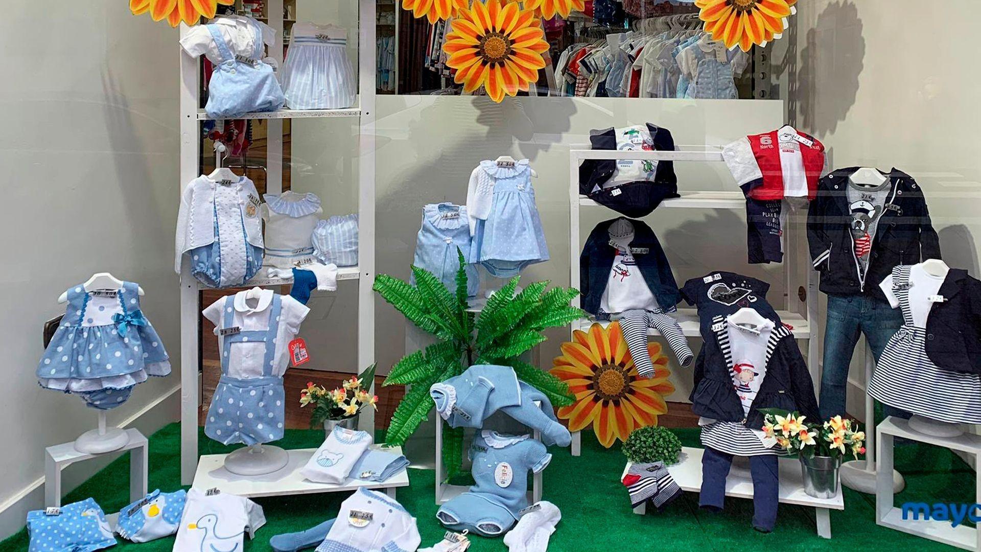 Tienda de ropa de niño en Bilbao