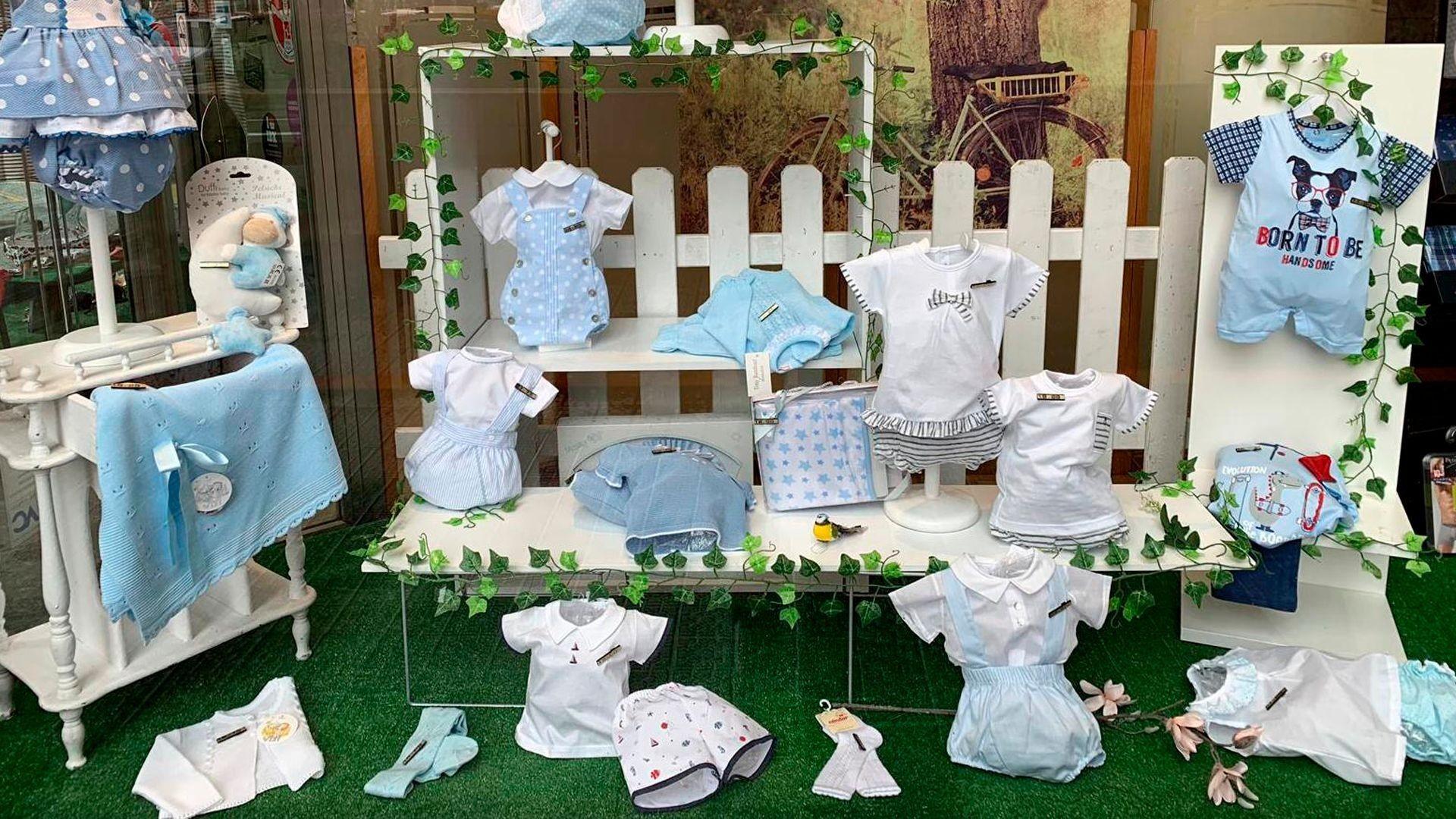 Tienda de ropa de bebé en Bilbao