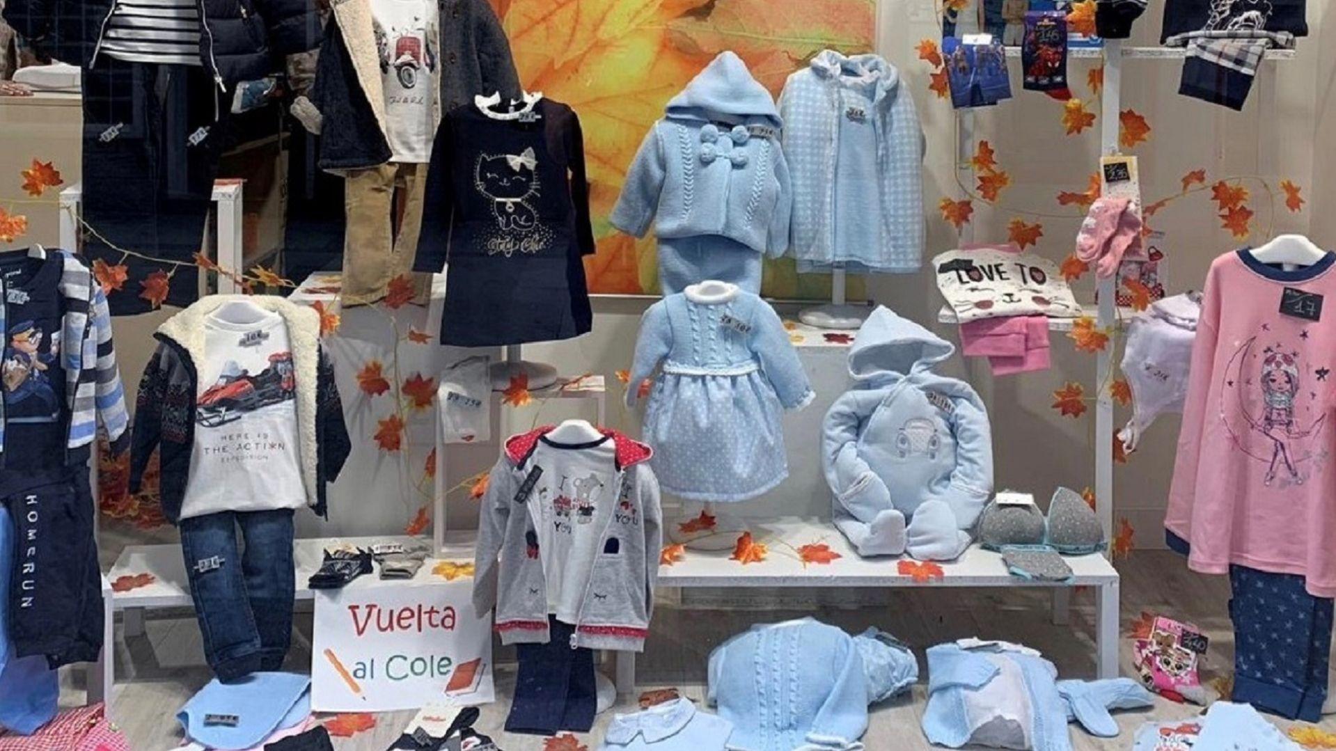 Ropa para niños en Bilbao