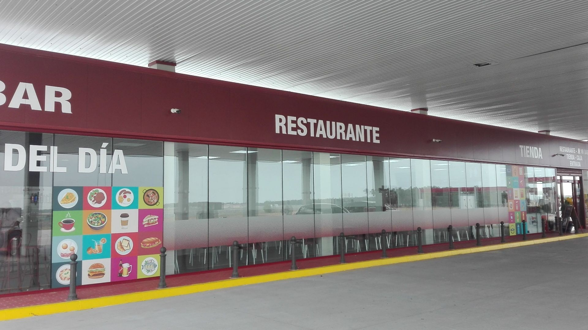 ÁREA DE SERVICIO