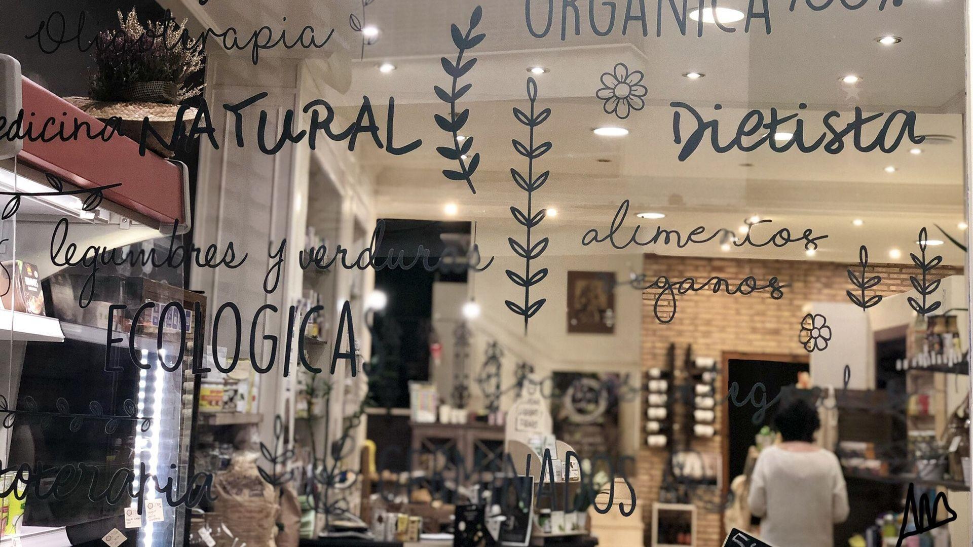 Productos de alimentación naturales en Castellón