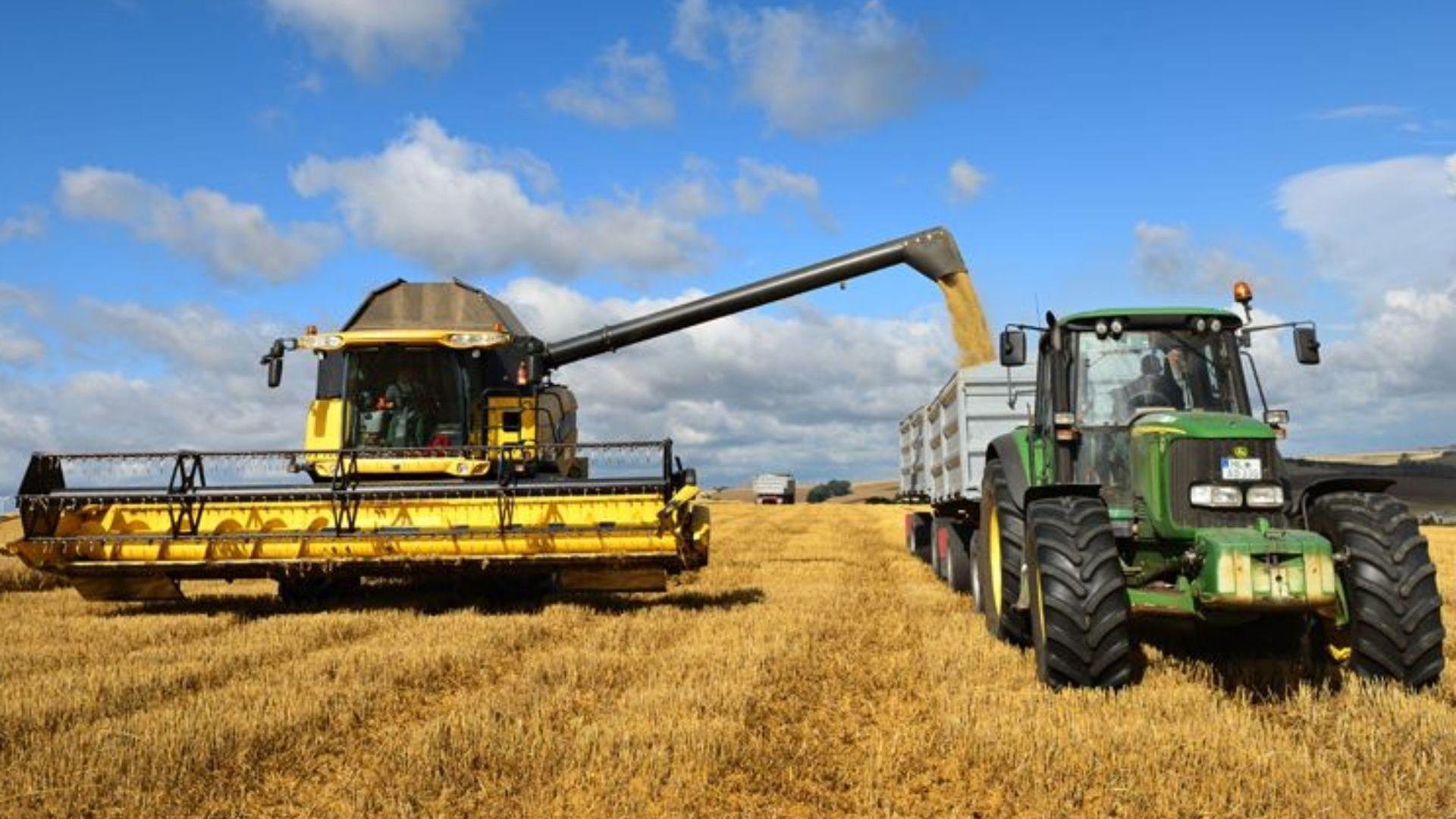 Venta y reparación de maquinaria agrícola