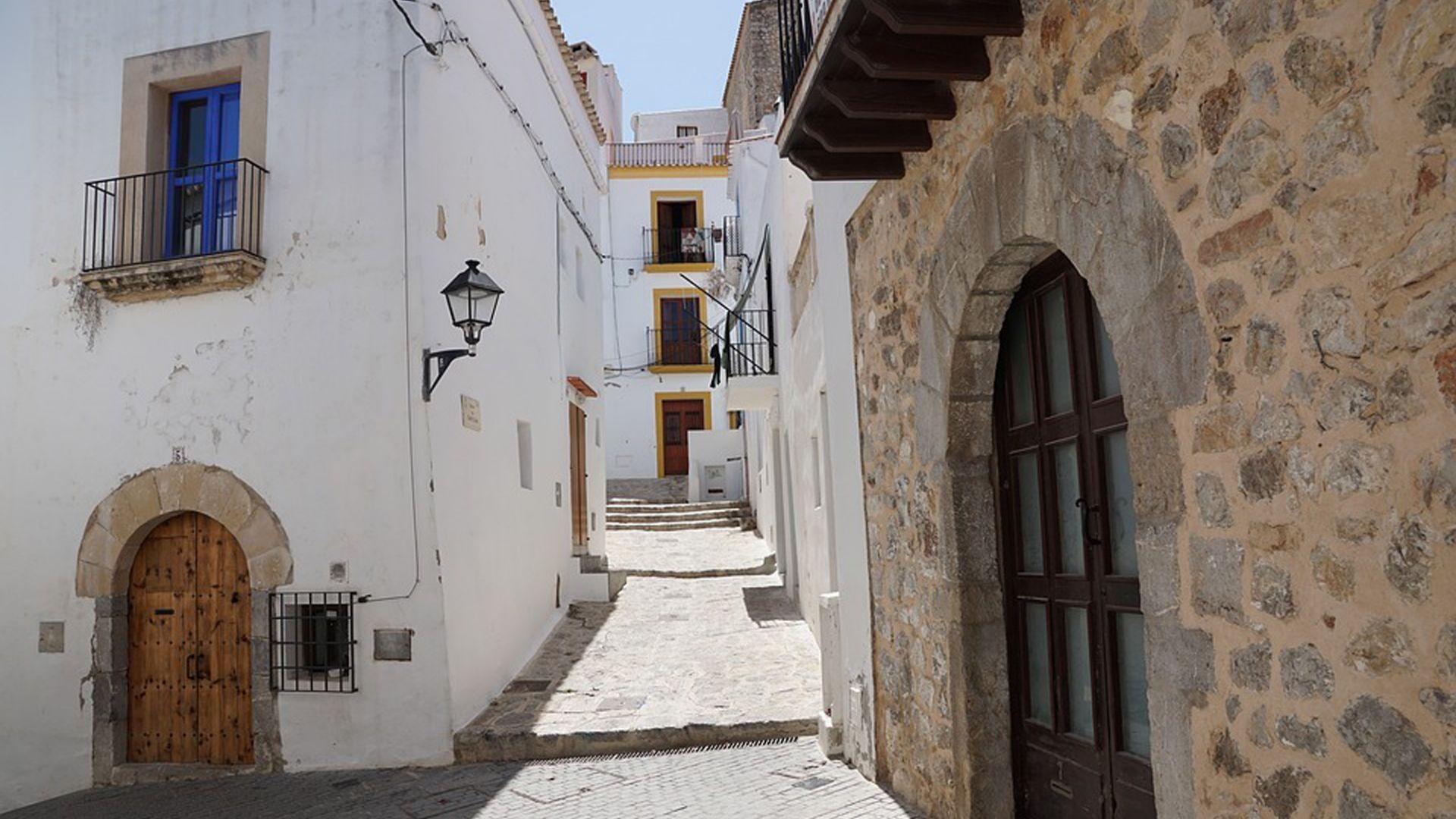 Viajar a Ibiza
