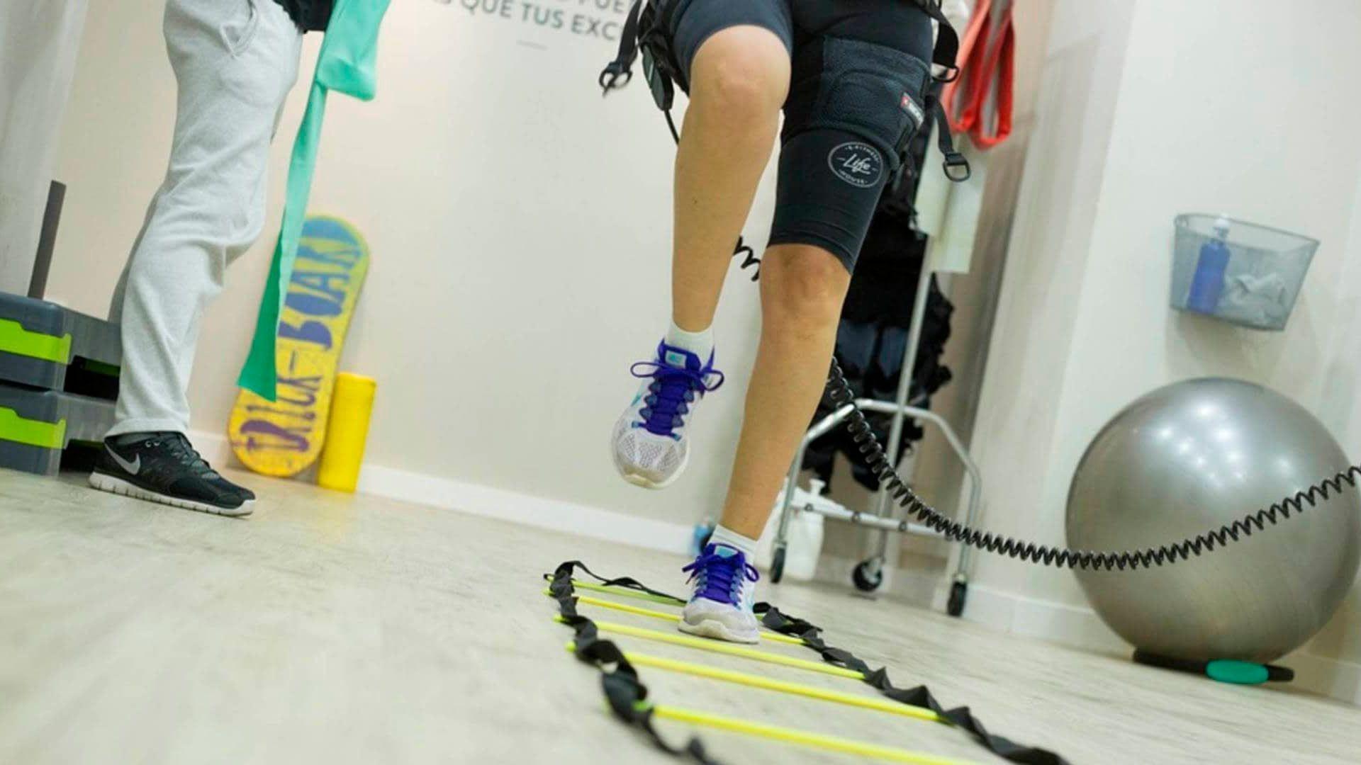 Clínica de fisioterapia deportiva en Valdemoro