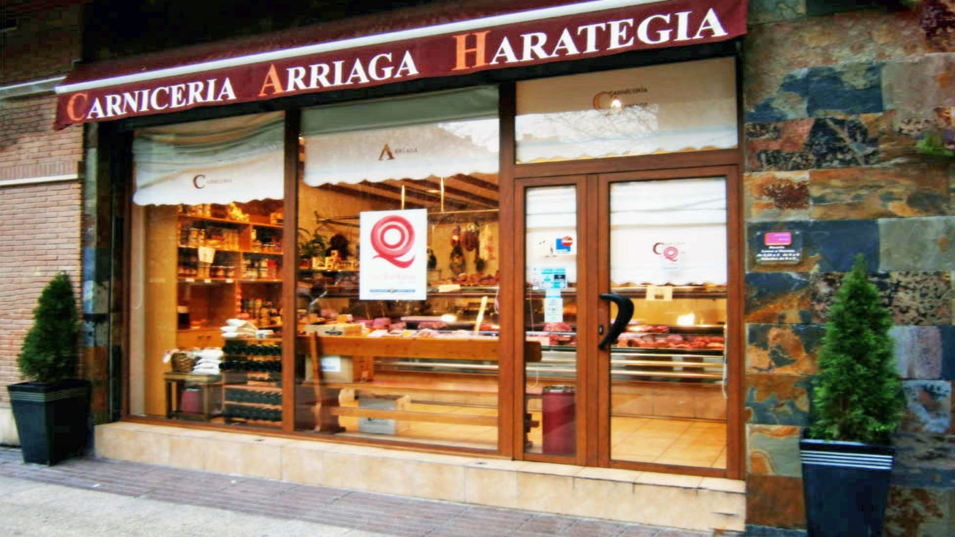 Carnicería en Vitoria