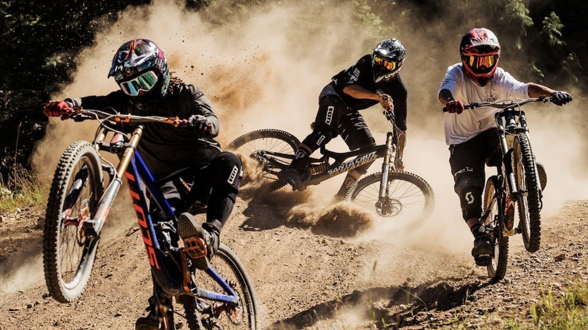 Especialistas en enduro Bikes dh, mtb.