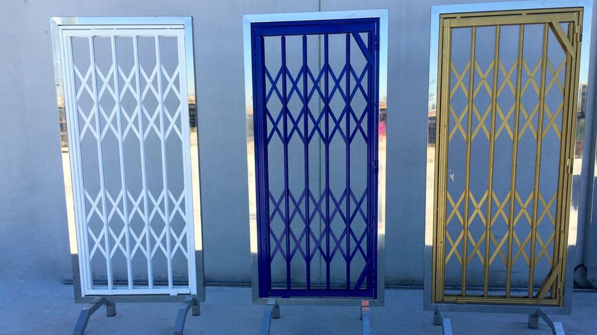 Puertas y rejas metálcas en Murcia