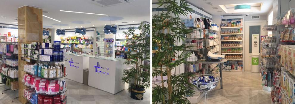 Actividad farmacéutica en Cádiz | Farmacia La Laguna