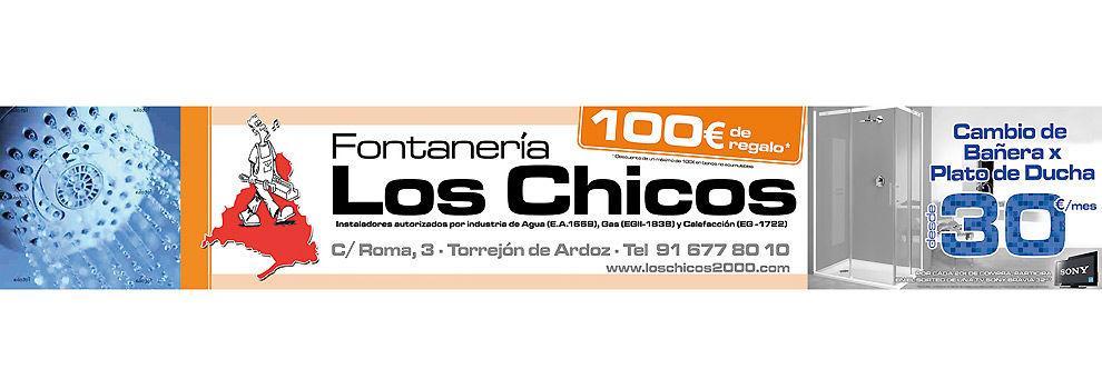 Instalaciones de calderas en Torrejon de Ardoz - Fontanería Los Chicos