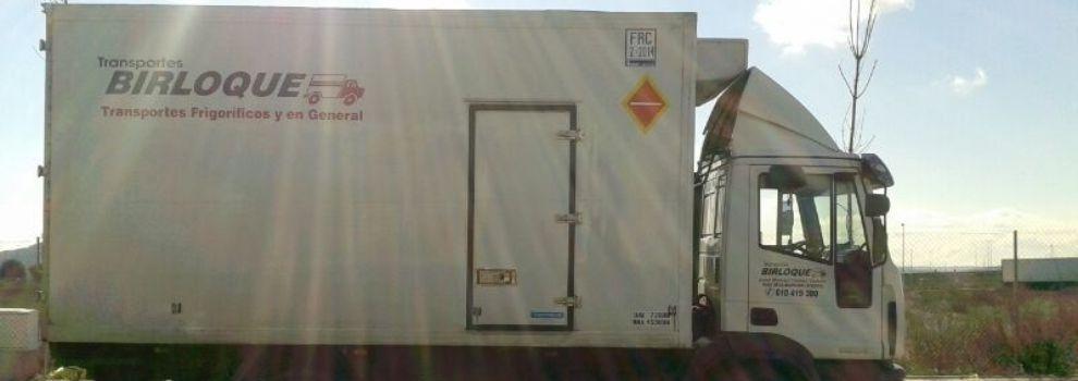 Transporte frigoríficos en Valladolid