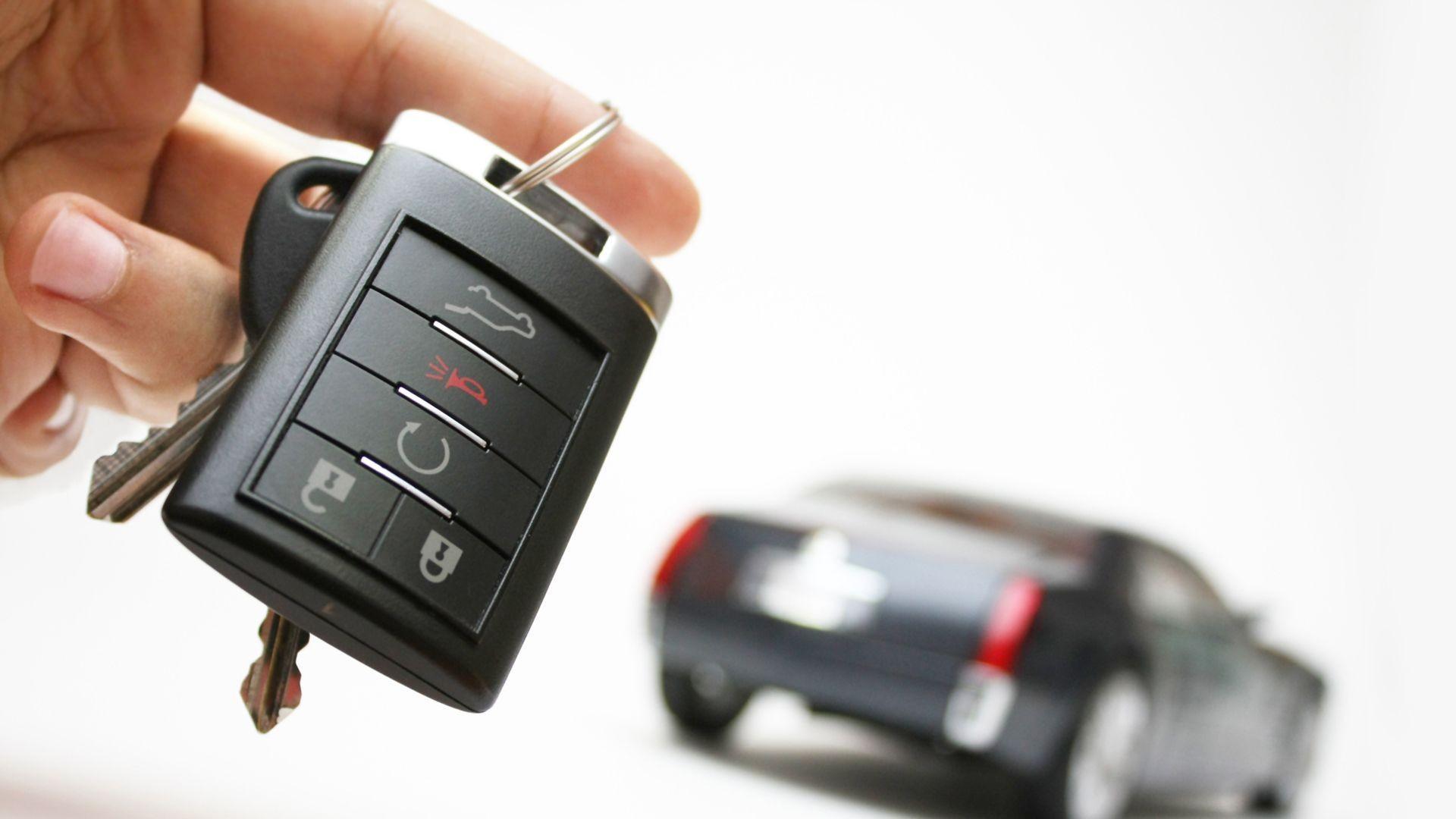 Duplicado de mandos a distancia de coche en Tarragona