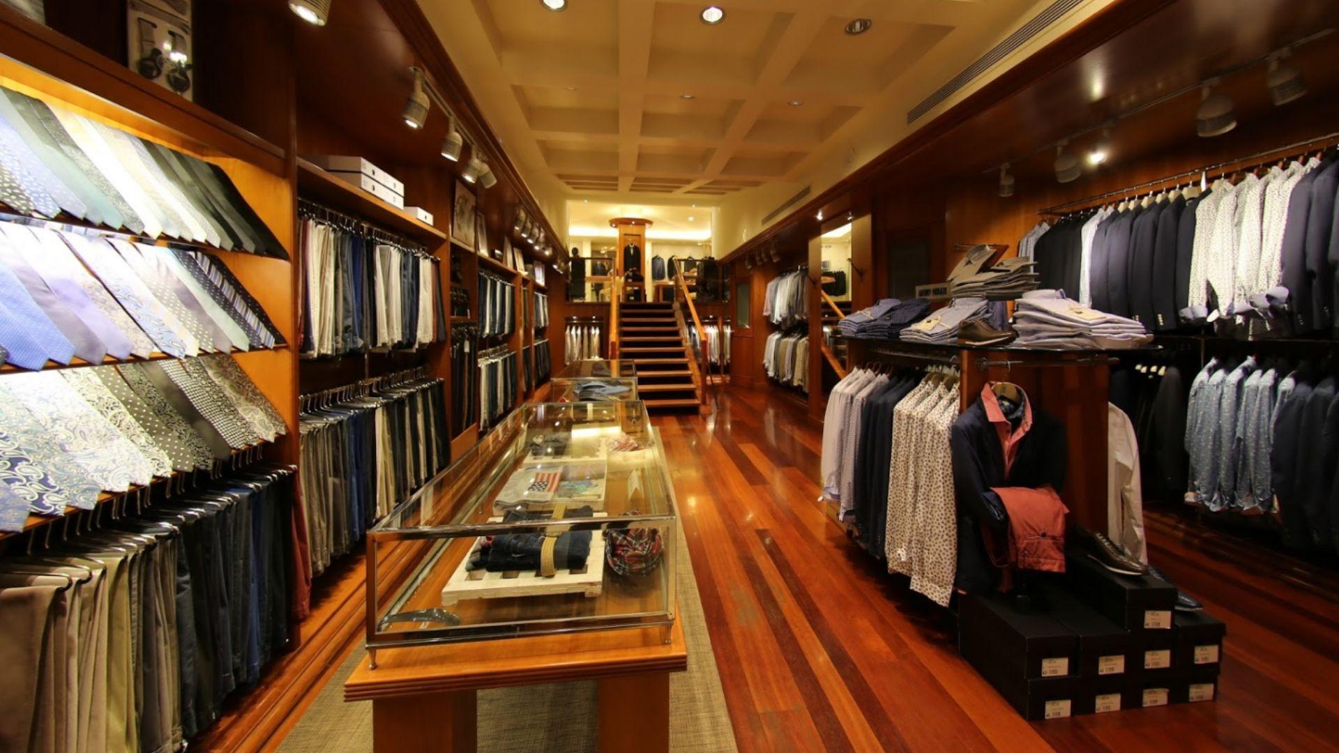Tienda de ropa masculina en Reus