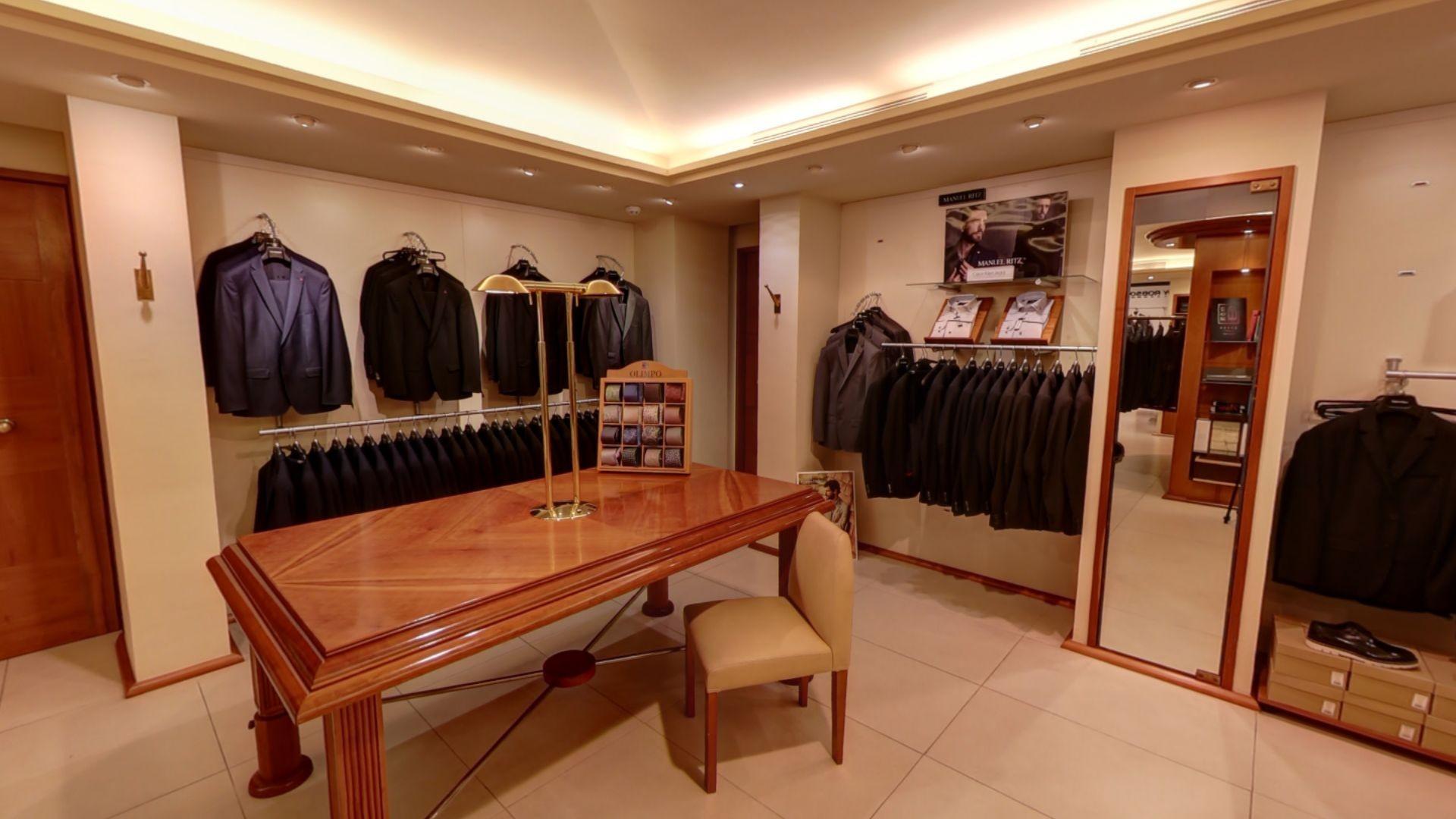 Tienda de ropa para hombre en Tarragona