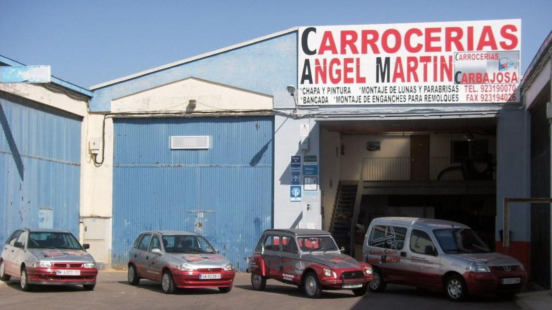 Carrocerías Angel Martin