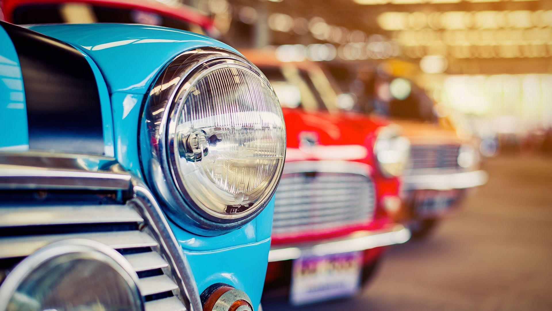 Alquiler de vehículos clásicos