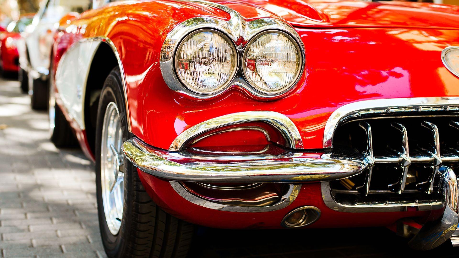Compra venta de vehículos clásicos