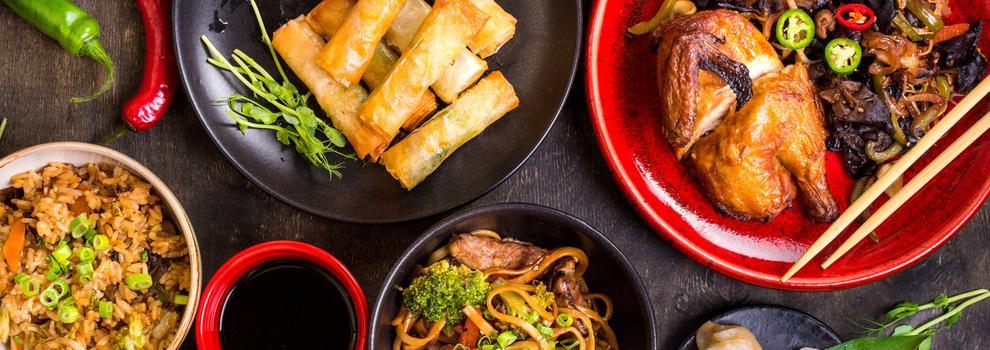 Tu restaurante asiático de confianza