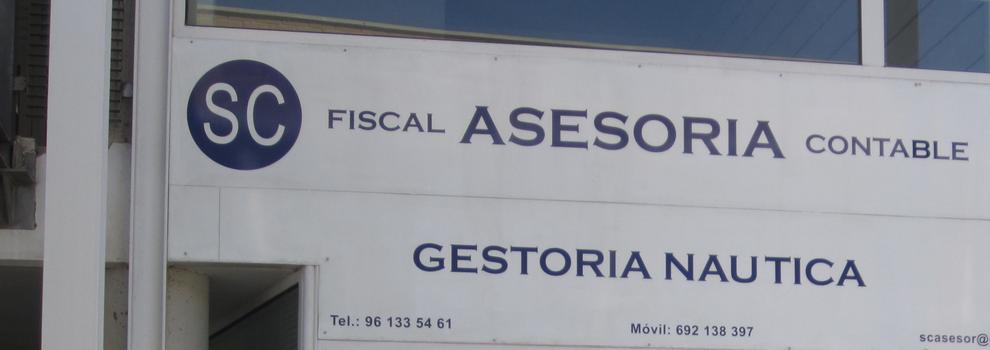 Gestoría náutica en Valencia | SC Asesoría