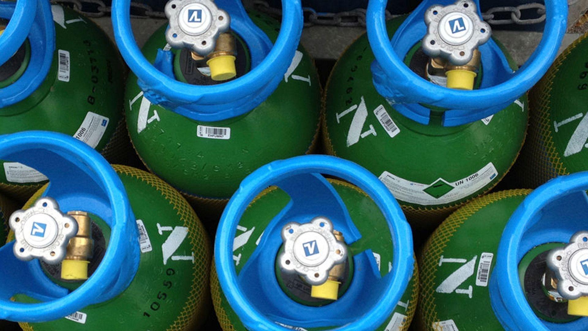 Empresa de distribución de gases industriales en Vizcaya