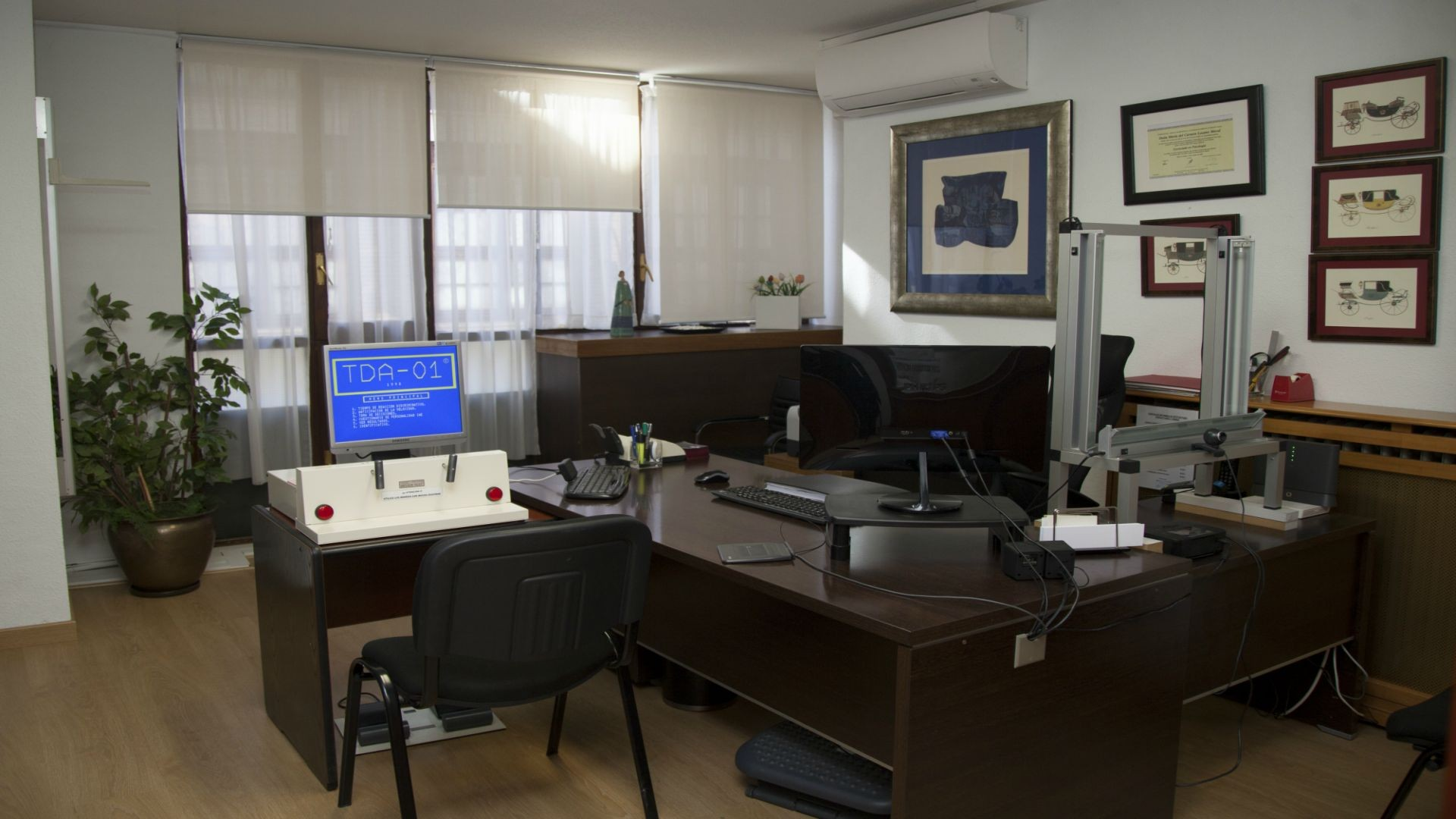 Centro de reconocimiento médico Aranda de Duero