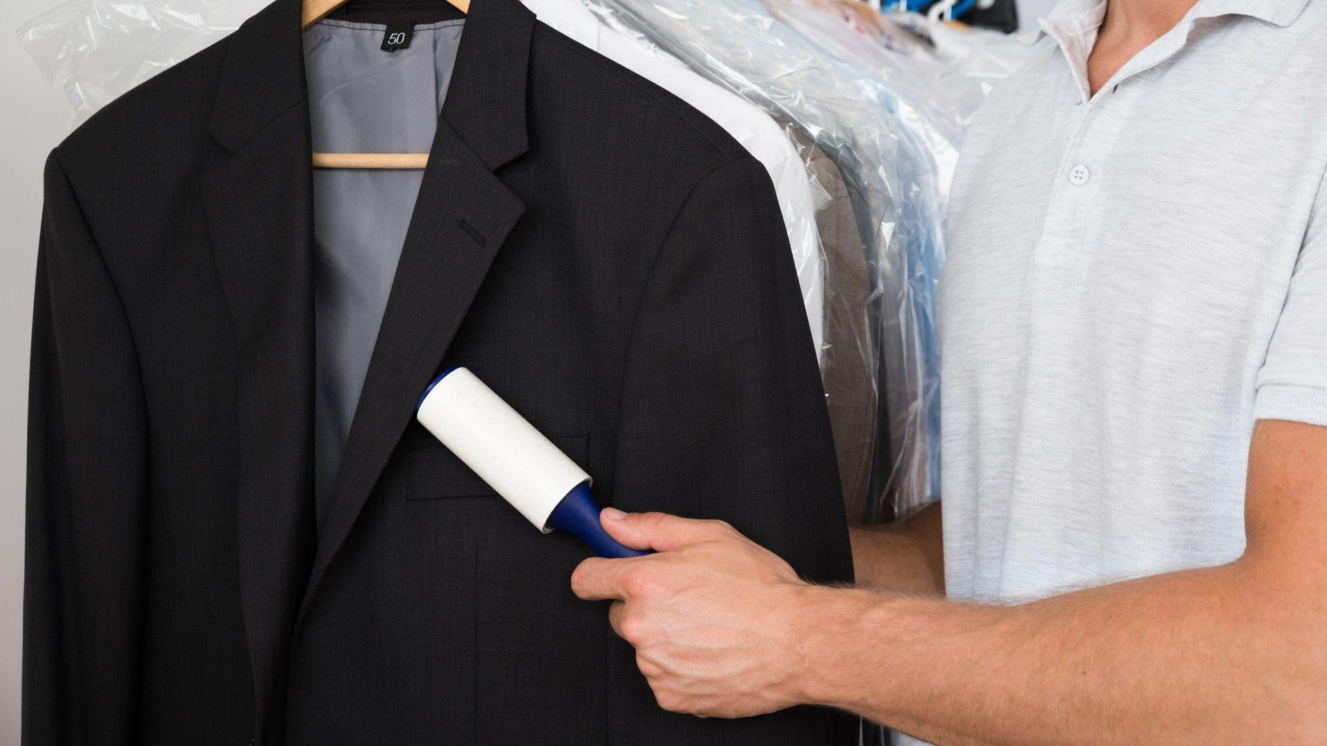 Limpieza de trajes