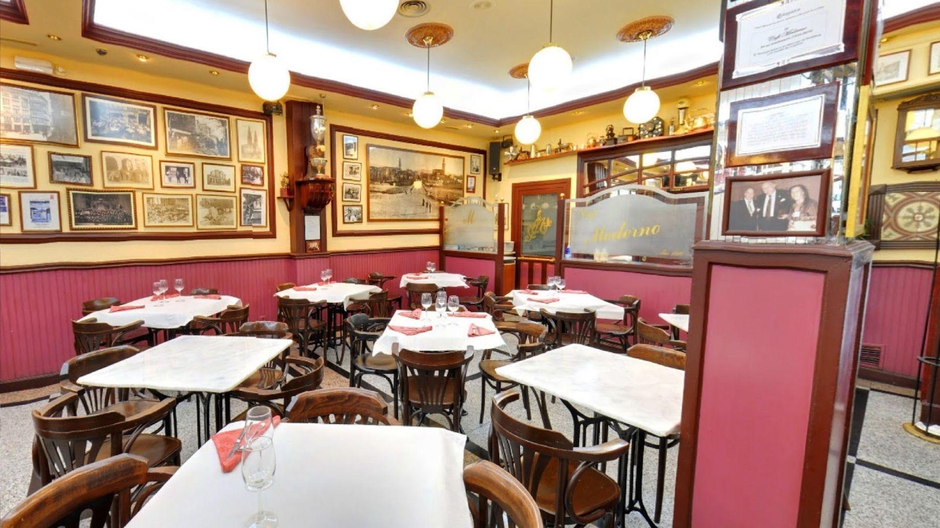 Cafe Moderno Logroño