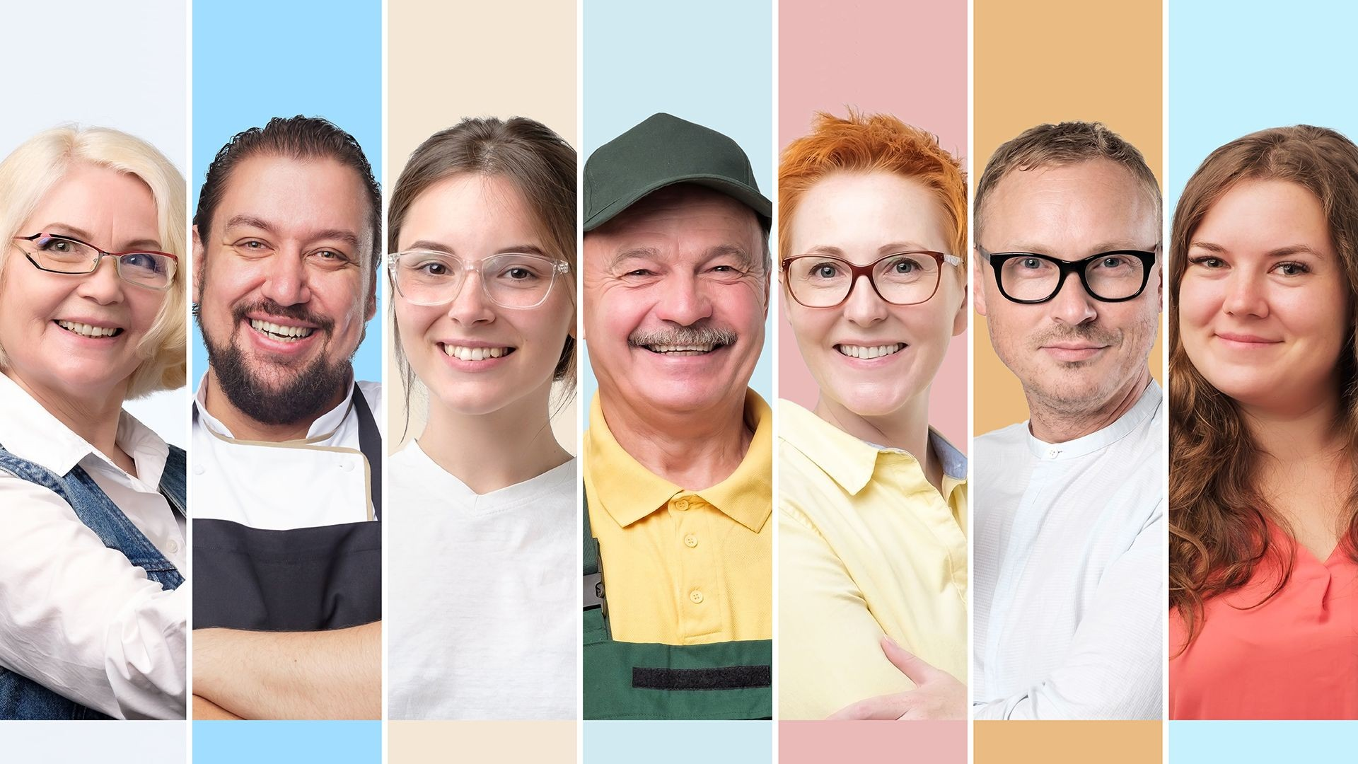 Uniformes para peluquería Valencia