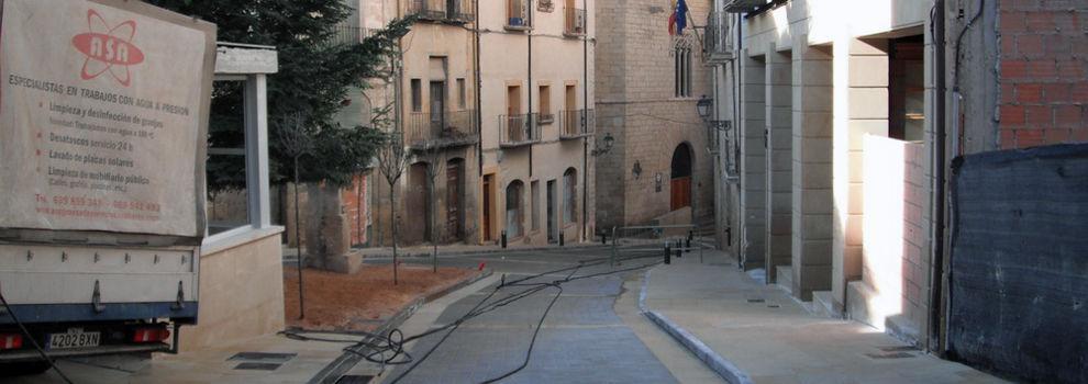 Limpieza de fachadas en Teruel