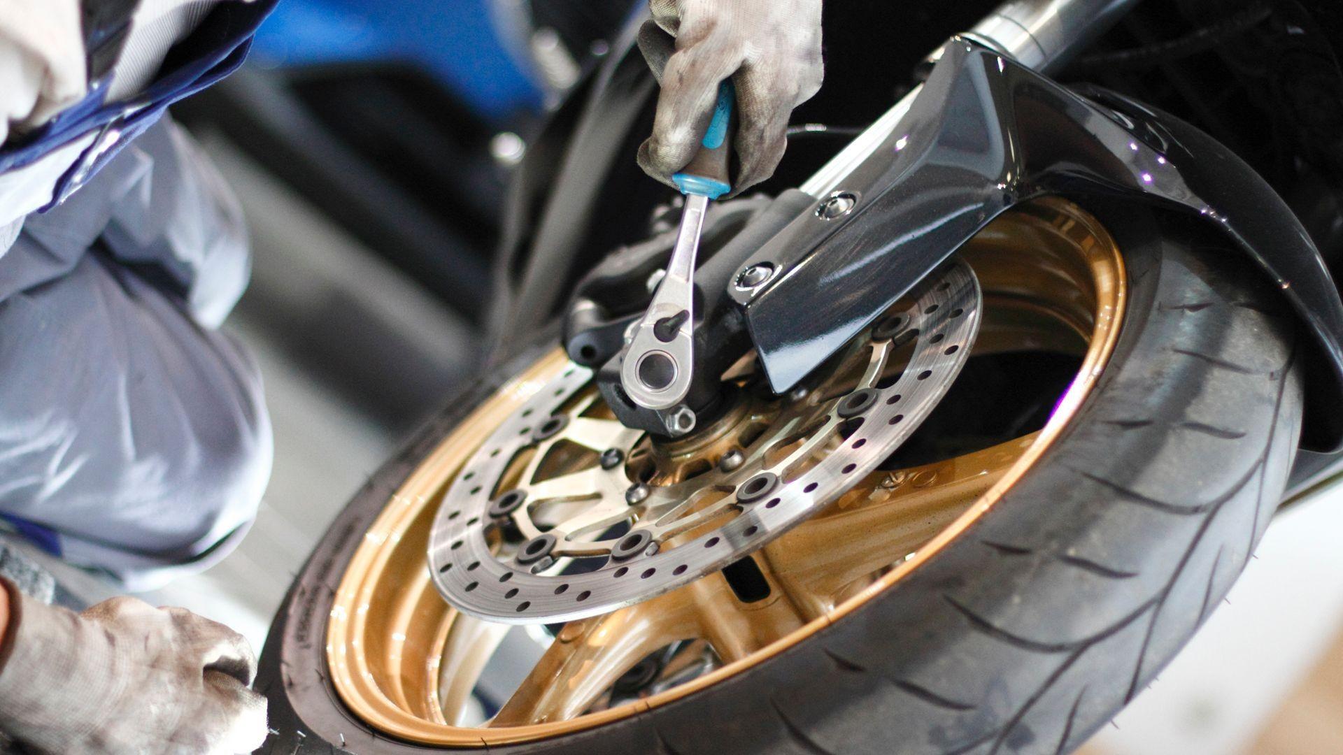 Taller mecánico de motos en Vejer de la Frontera