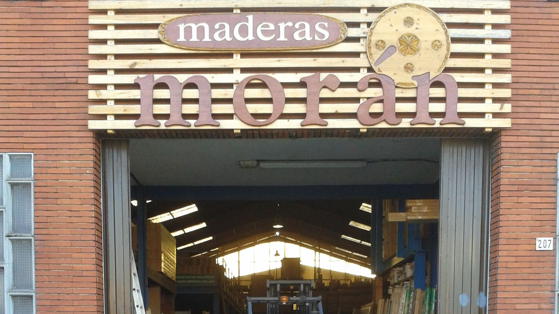 almacenes de madera Asturias