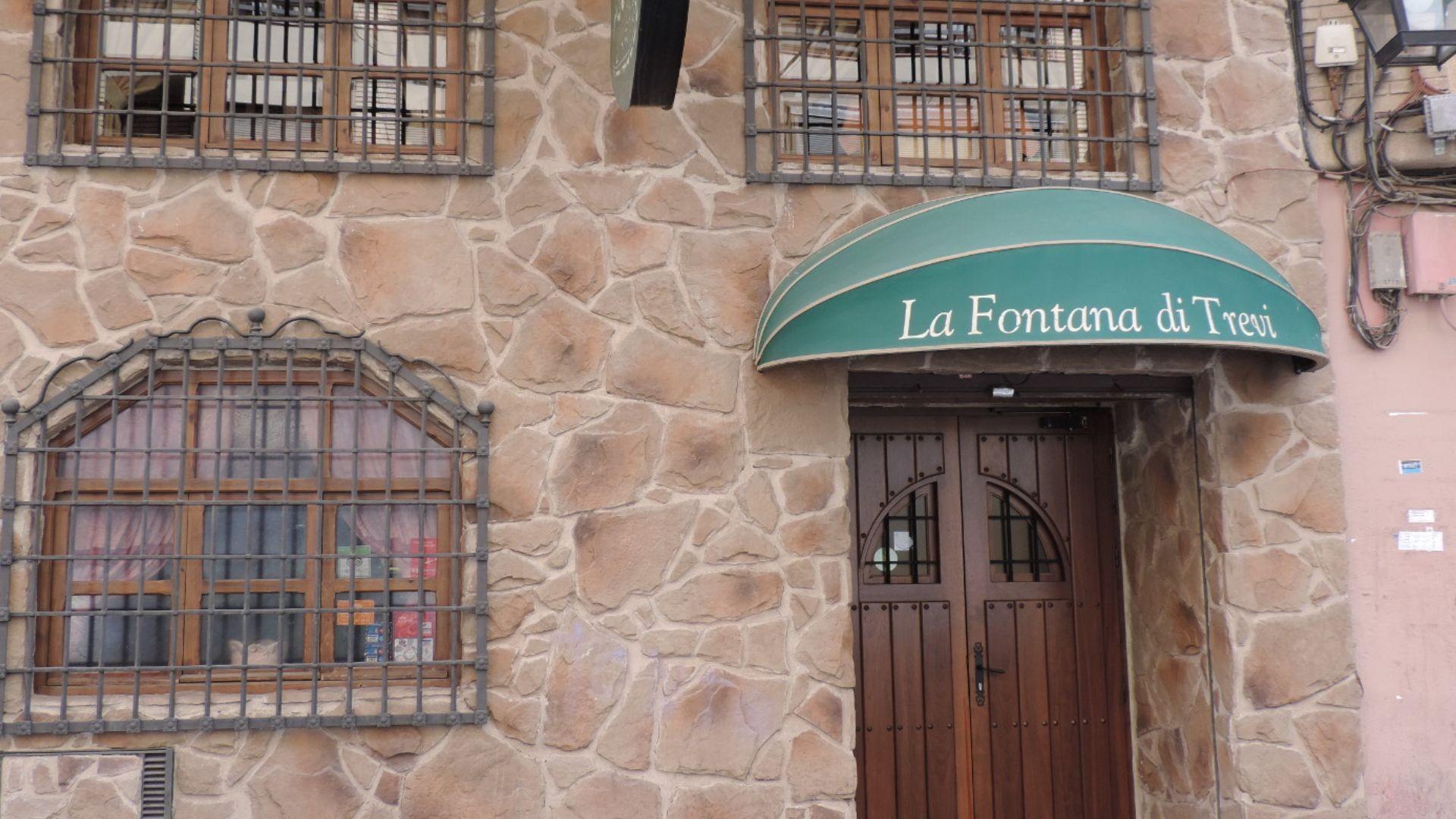 Restaurante Italiano La Fontana Di Trevi
