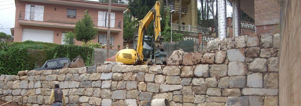Construcciones y excavaciones en Cervelló | Excavaciones Andrés Vila
