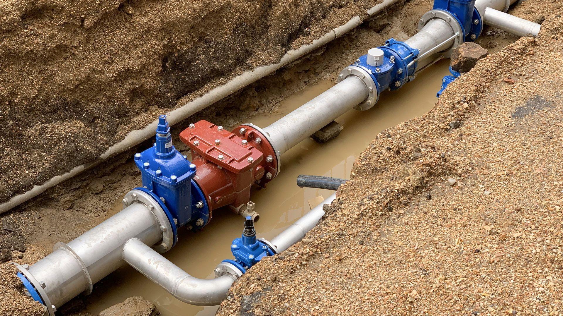 Instalación de sistemas de riego en Murcia