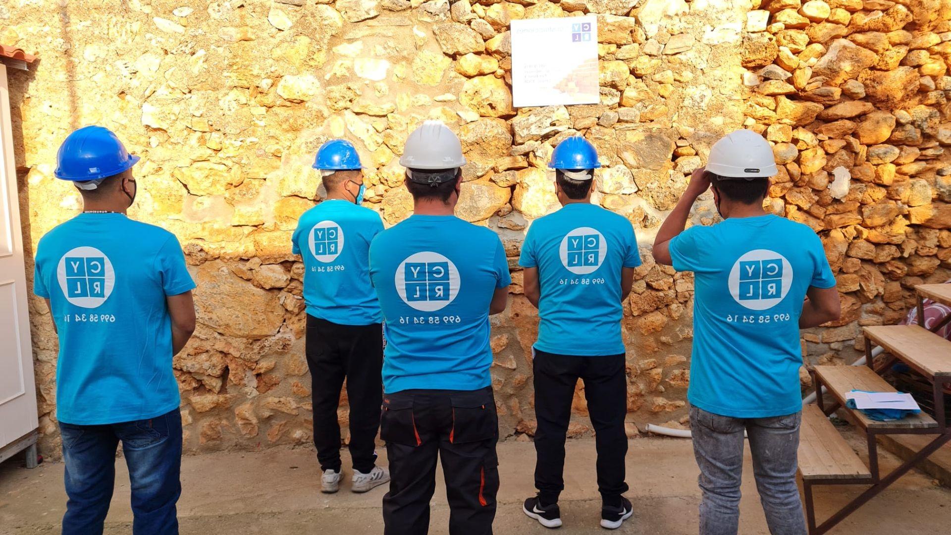 Equipo Construcciones Y Reformas Luis