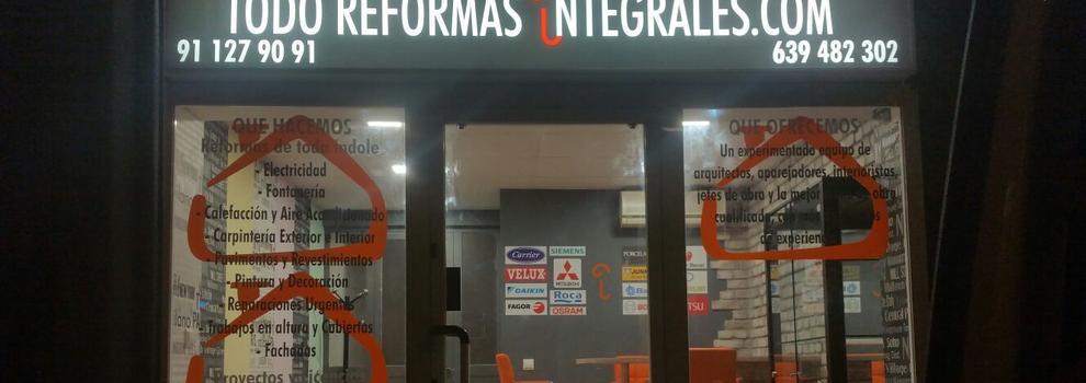 OBRA NUEVA Y REHABILITACIÓNES  | Todoreformasintegrales.com