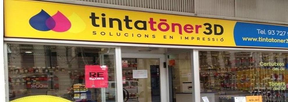 Cartuchos de impresoras baratos en Sabadell - Tinta Tóner 3D