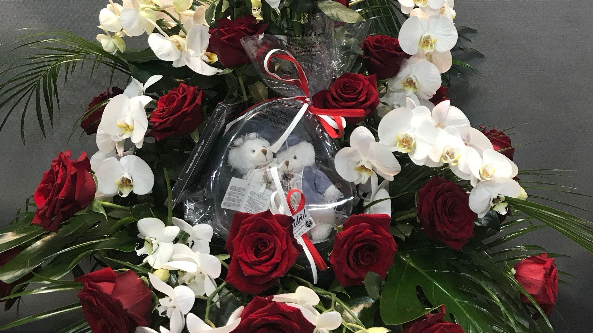 Comprar Flores A Domicilio En Madrid Flores Madrid