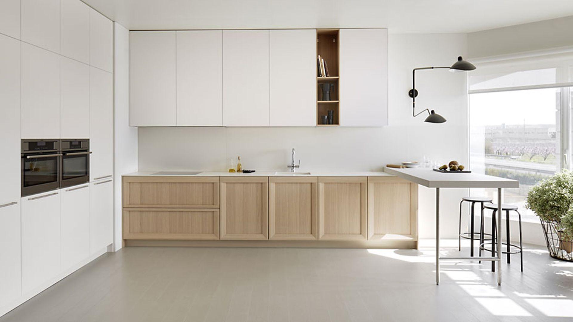 Muebles de cocina elegantes en Madrid