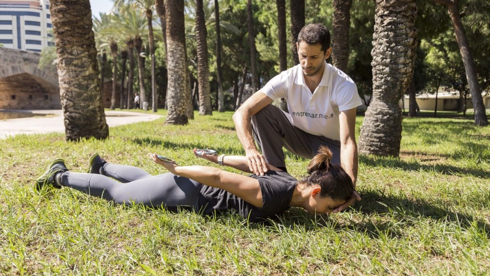 Personal trainer Valencia