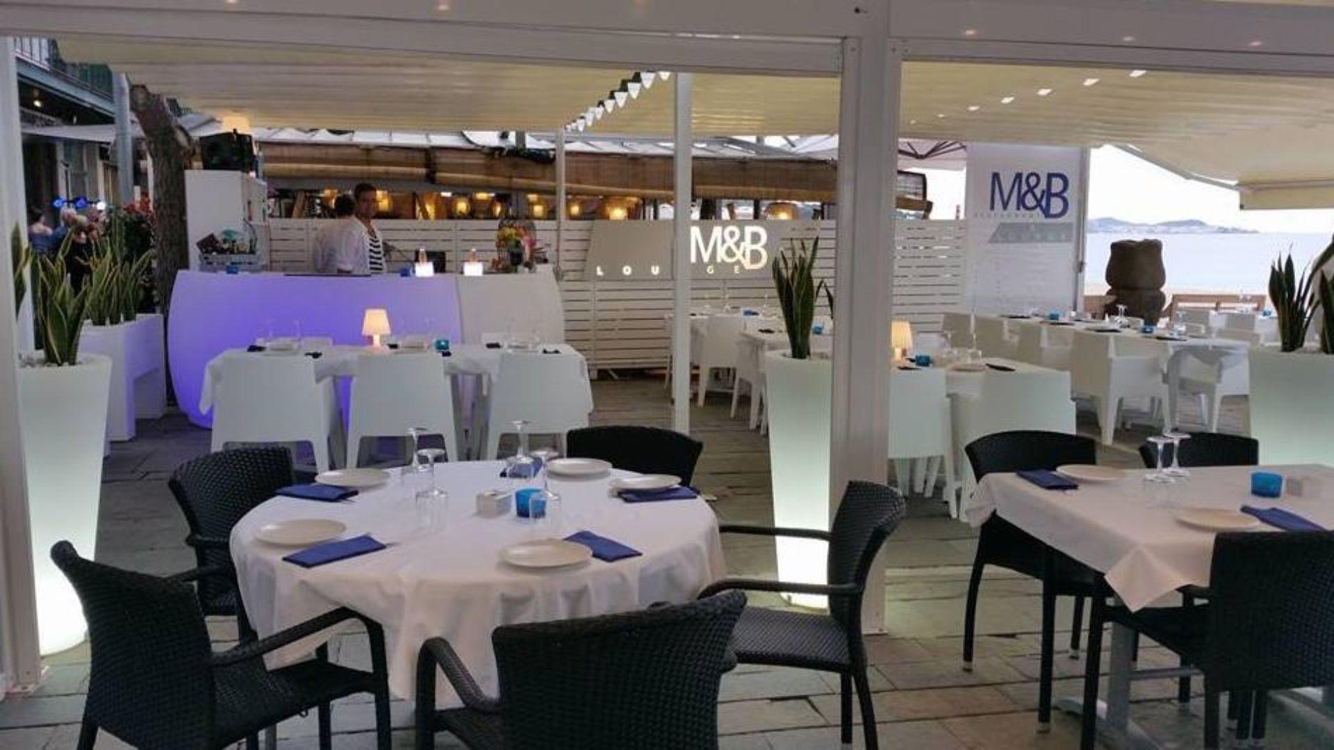 Restaurant & Lounge M&B