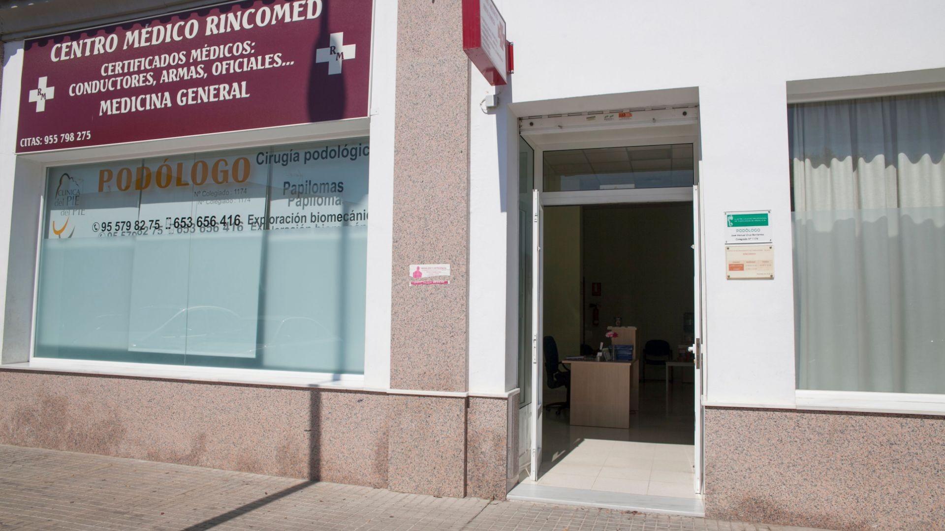 Reconocimiento Médicos en la Rinconada Sevilla