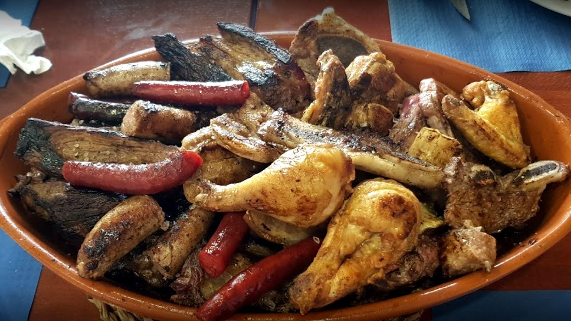 Carnes a la brasa en Barcelona