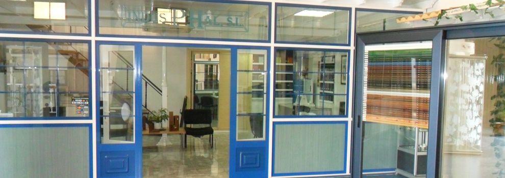 Fabricante de ventanas de aluminio Lazarote