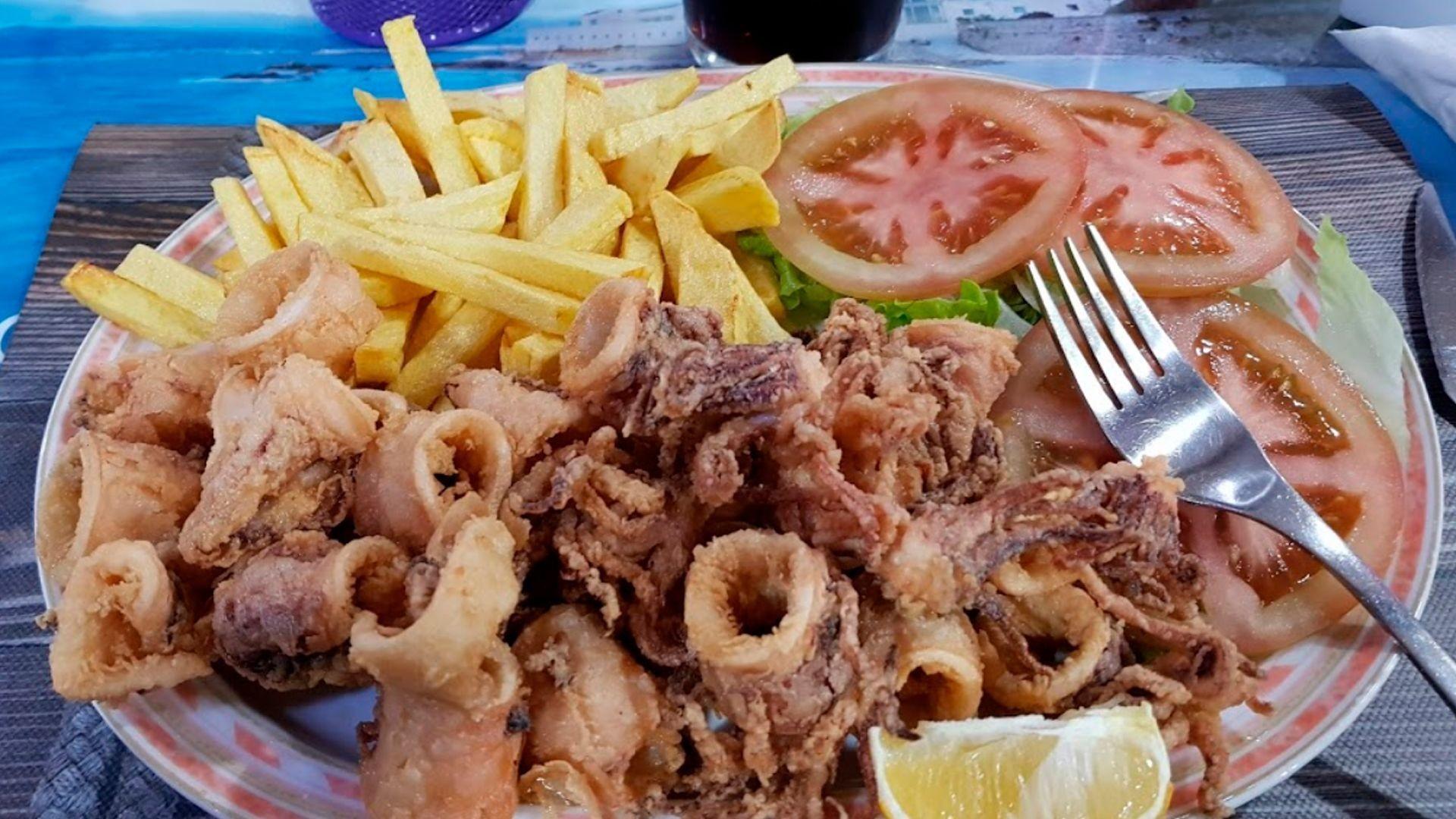Restaurante con  menú del día en Vigo