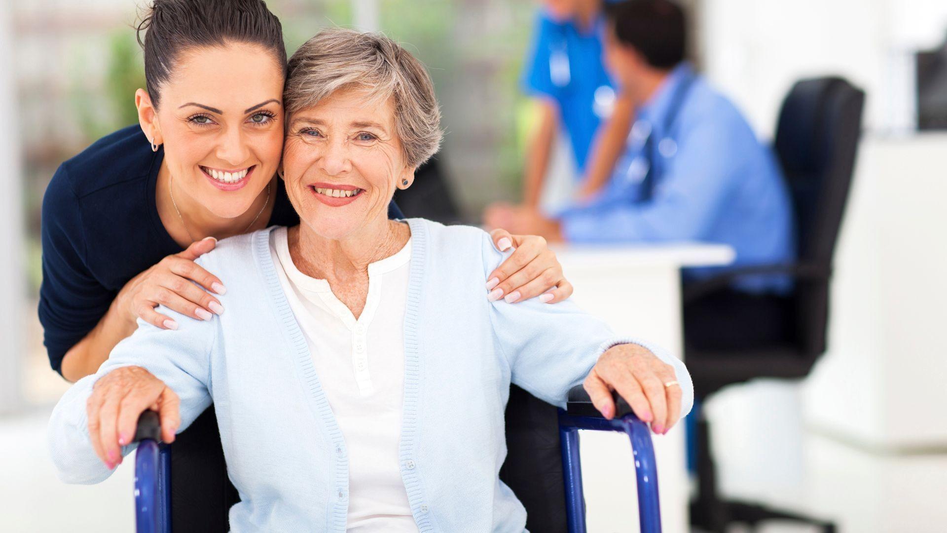Cuidado de personas mayores en Gijón